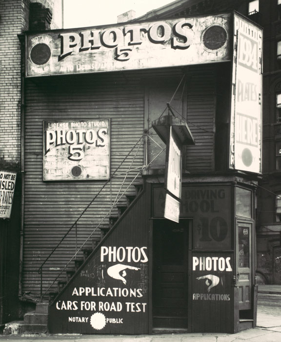 License Photo Studio, New York