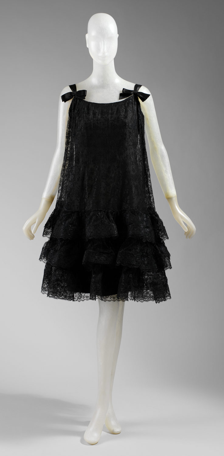 Evening Dress House Of Balenciaga Cristobal Balenciaga 197320