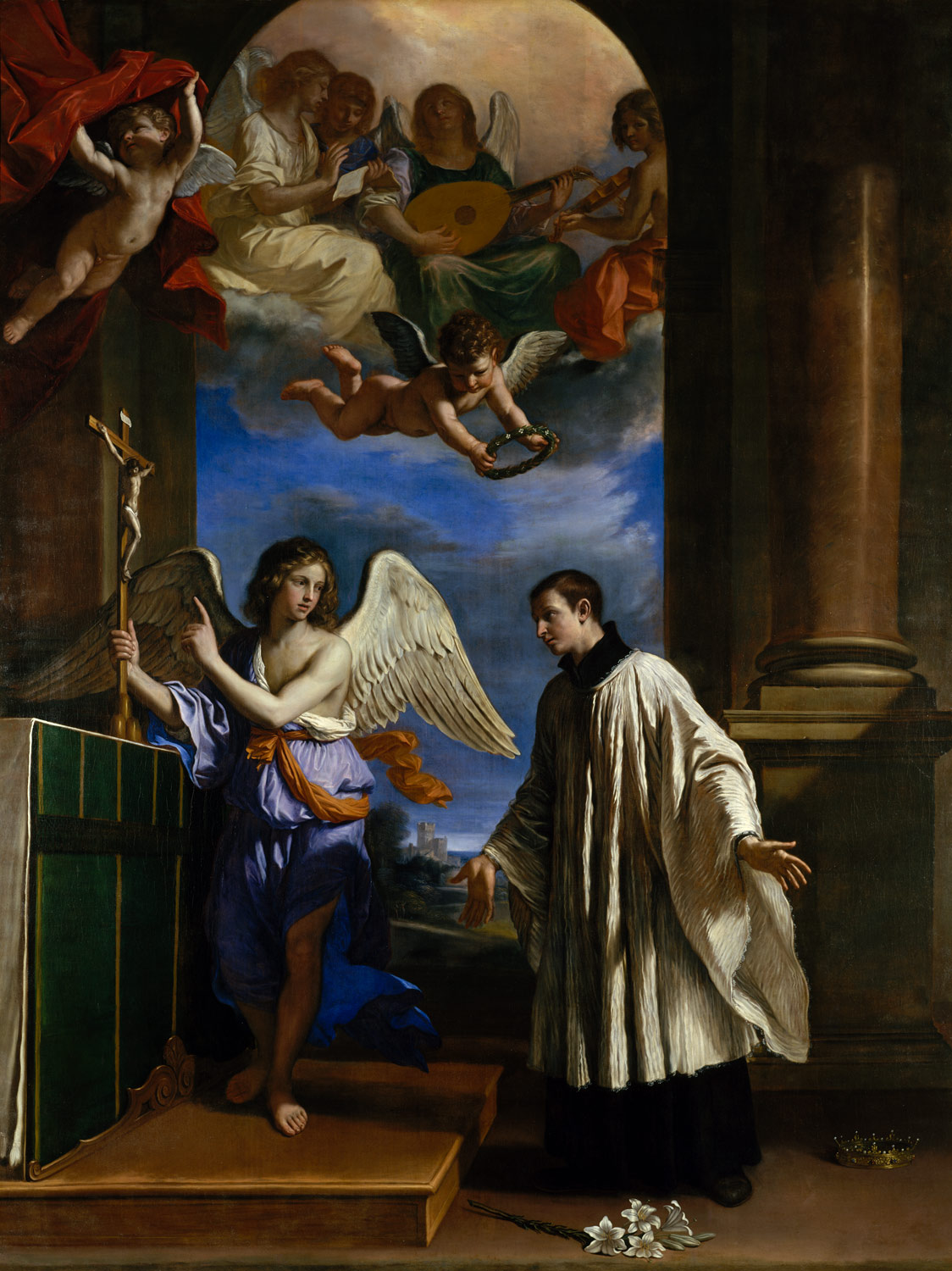 The Vocation of Saint Aloysius (Luigi) Gonzaga
