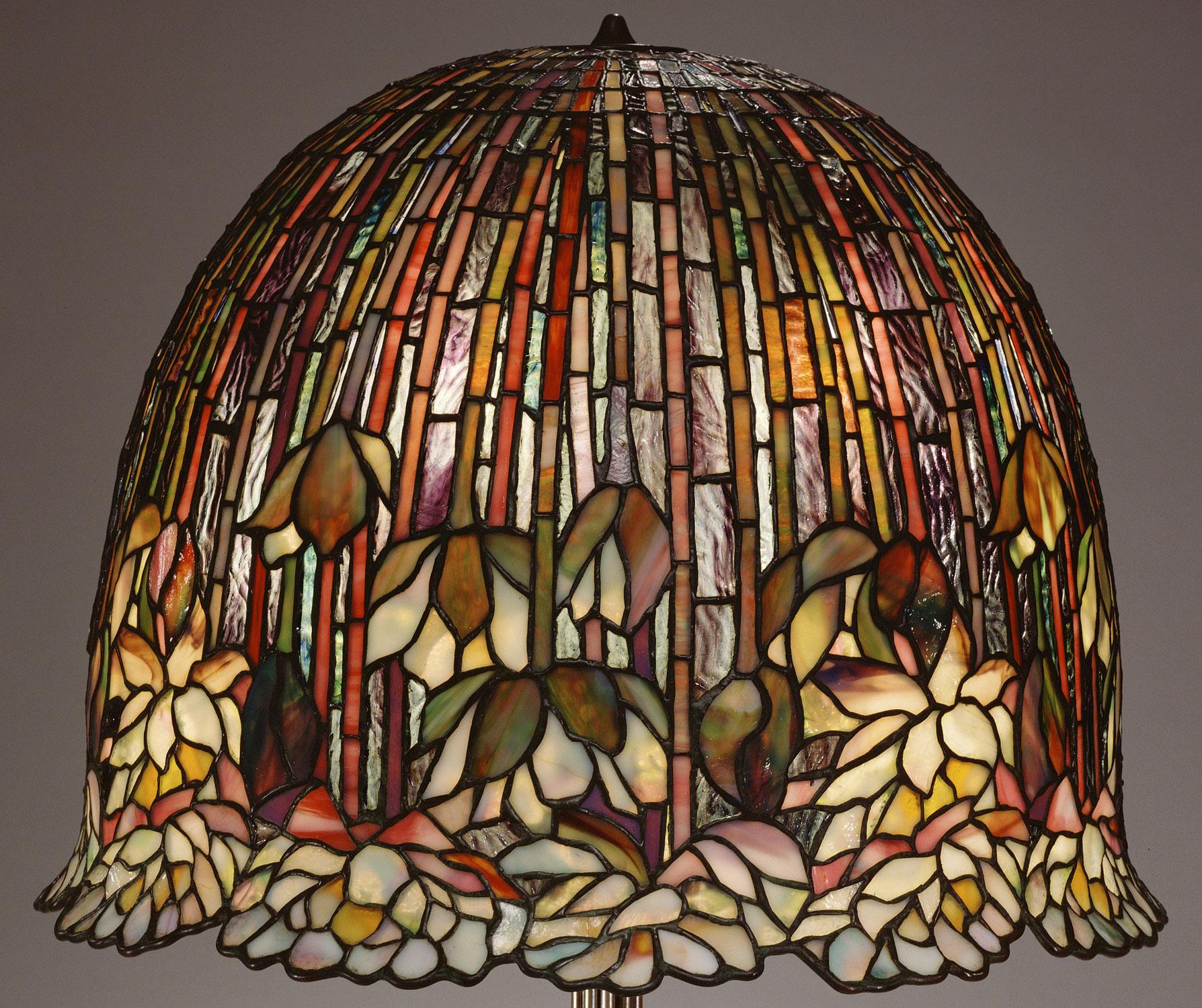 Lamp Louis Comfort Tiffany Tiffany Studios 1974 214