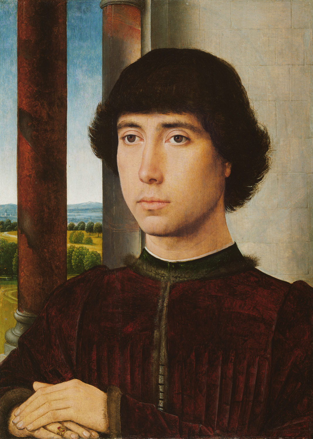 intentional alterations of early netherlandish painting