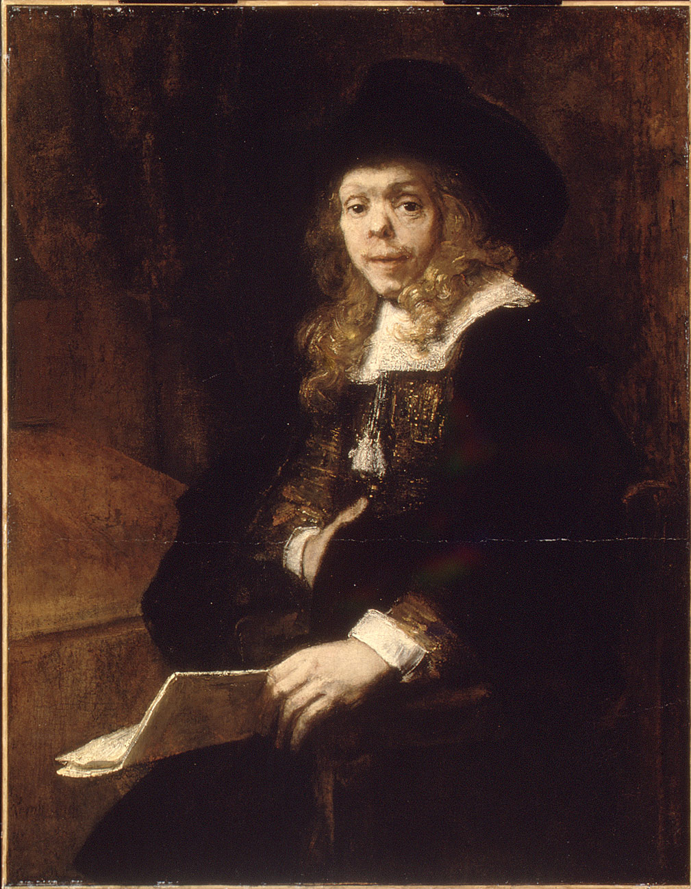 rembrandt paintings essay heilbrunn timeline of   portrait of gerard de lairesse