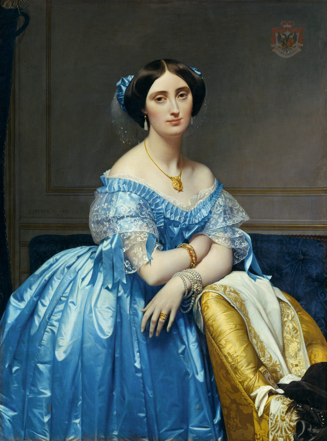 Image result for ingres paintings