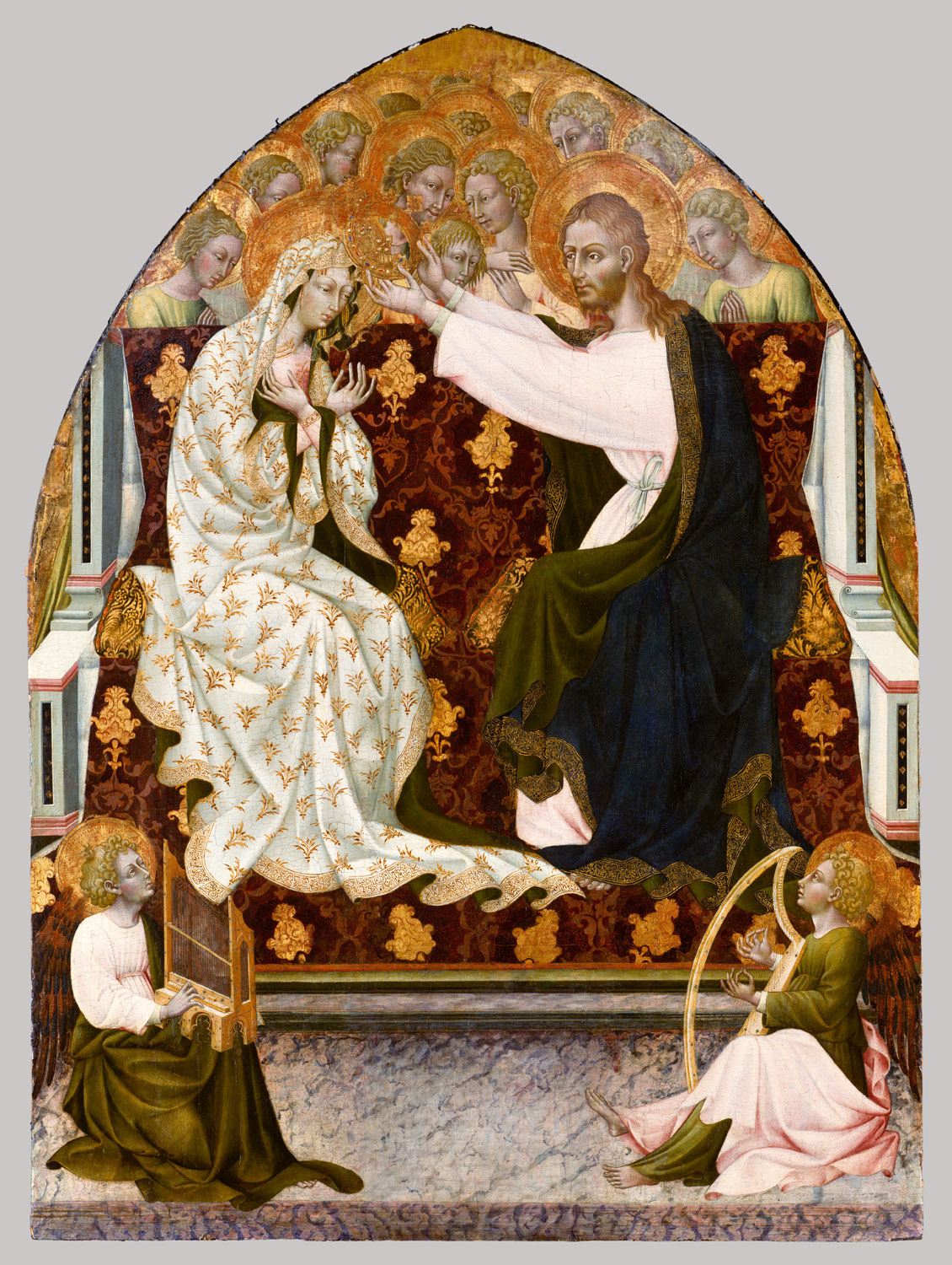 Coronation of the Virgin