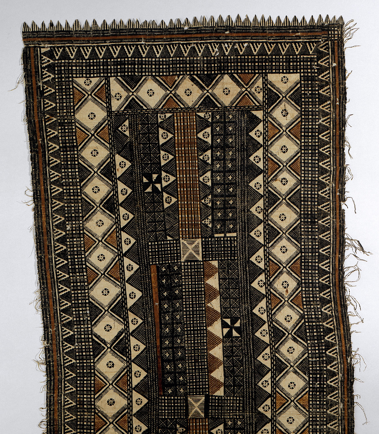Painted Barkcloth (Masi kesa)