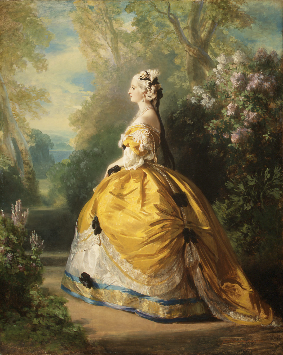 THE MET - The Empress Eugénie