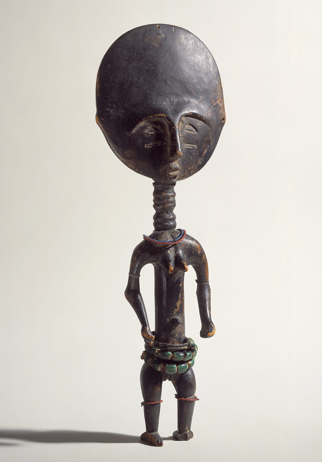 Fertility Figure: Female (Akua Ba)