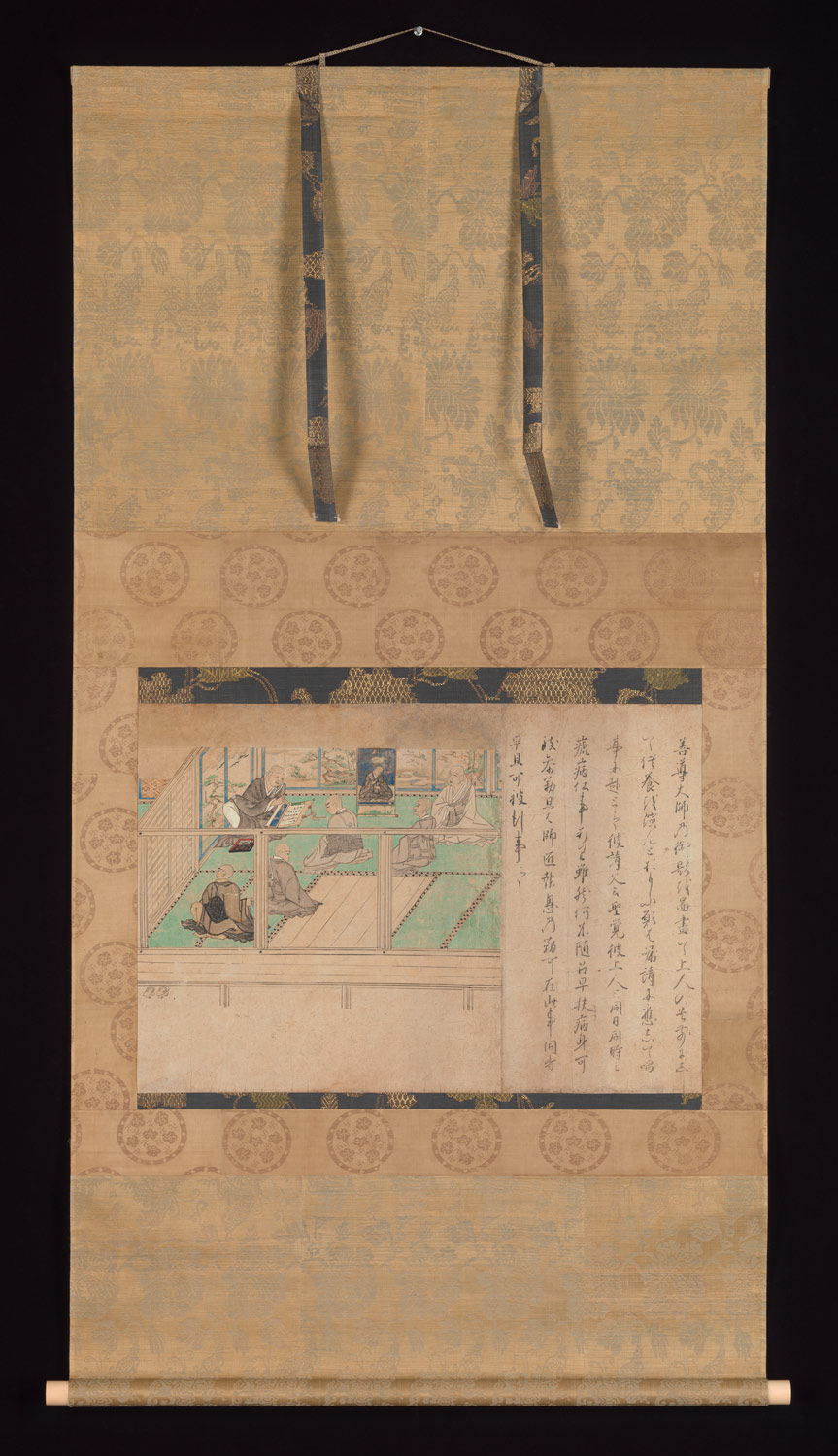 Illustrated Biography of Hōnen (Shūikotokūden-e)
