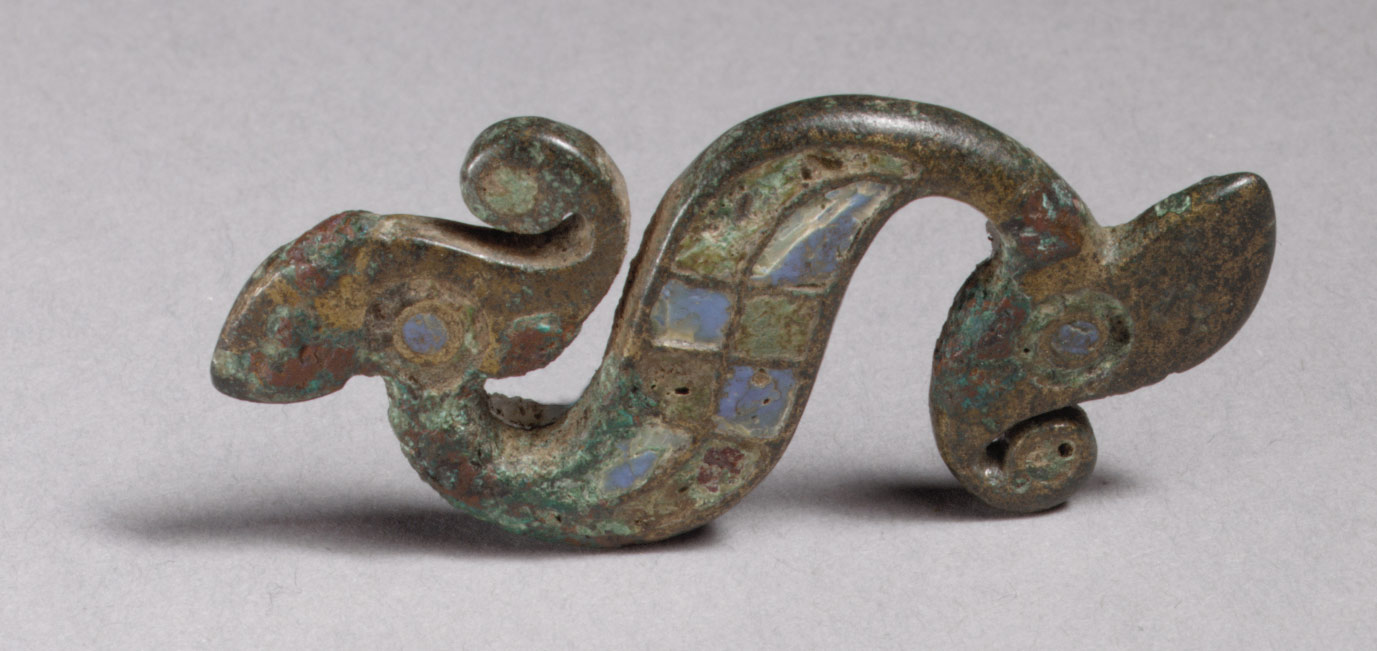 Dragon-Shaped Brooch