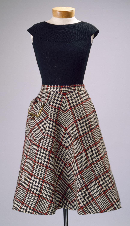 american ingenuity sportswear 1930s 1970s essay heilbrunn skirt skirt