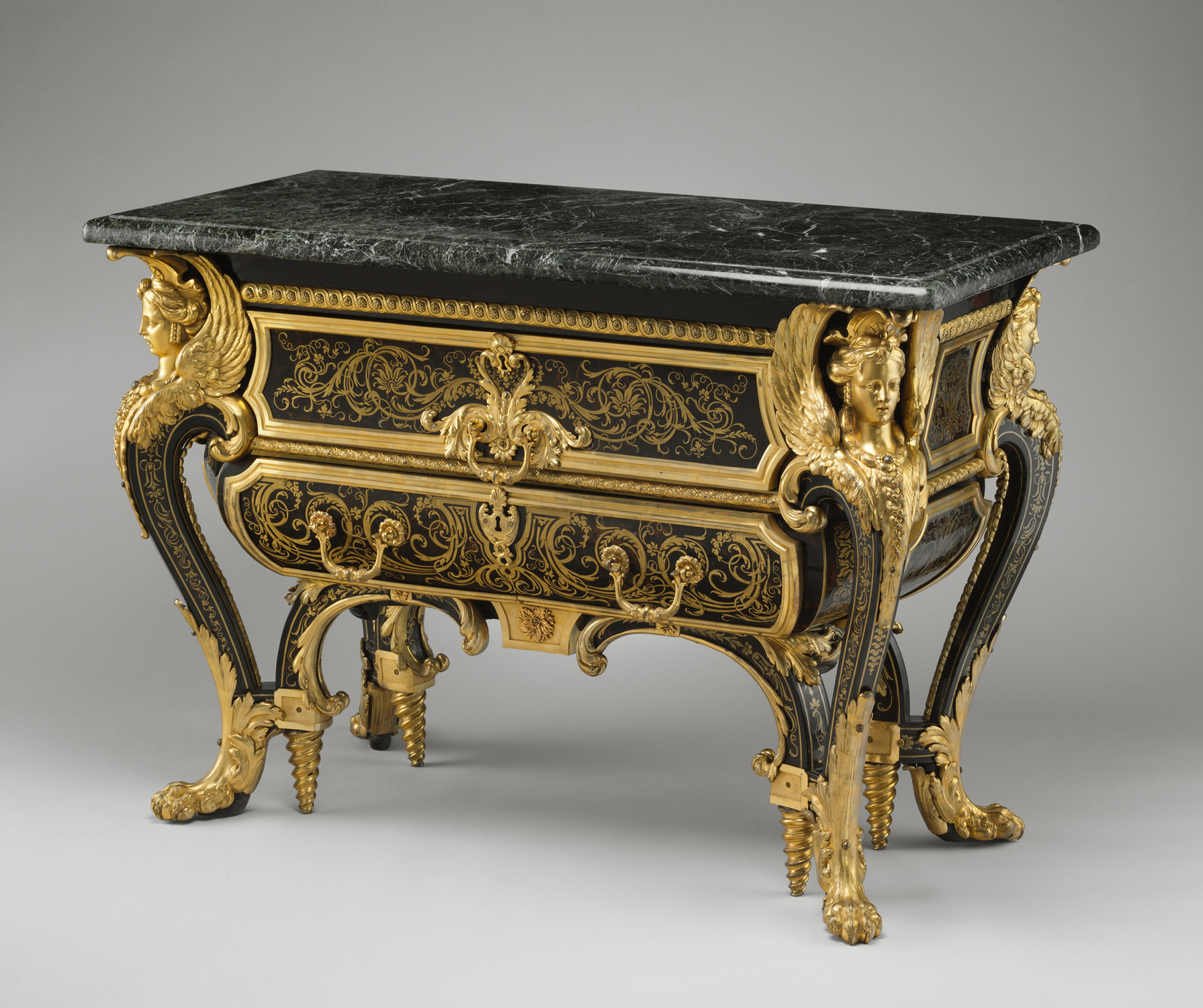 Furnishings During The Reign Of Louis XIV 1654 1715