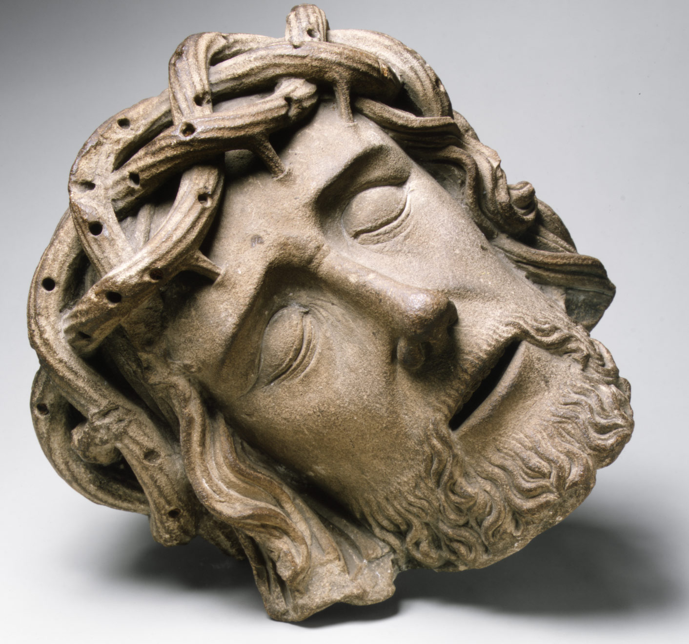 head of christ work of art heilbrunn timeline of art history head of christ