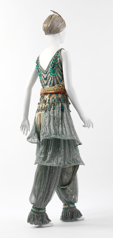 fancy dress costume paul poiret 19838ab work of