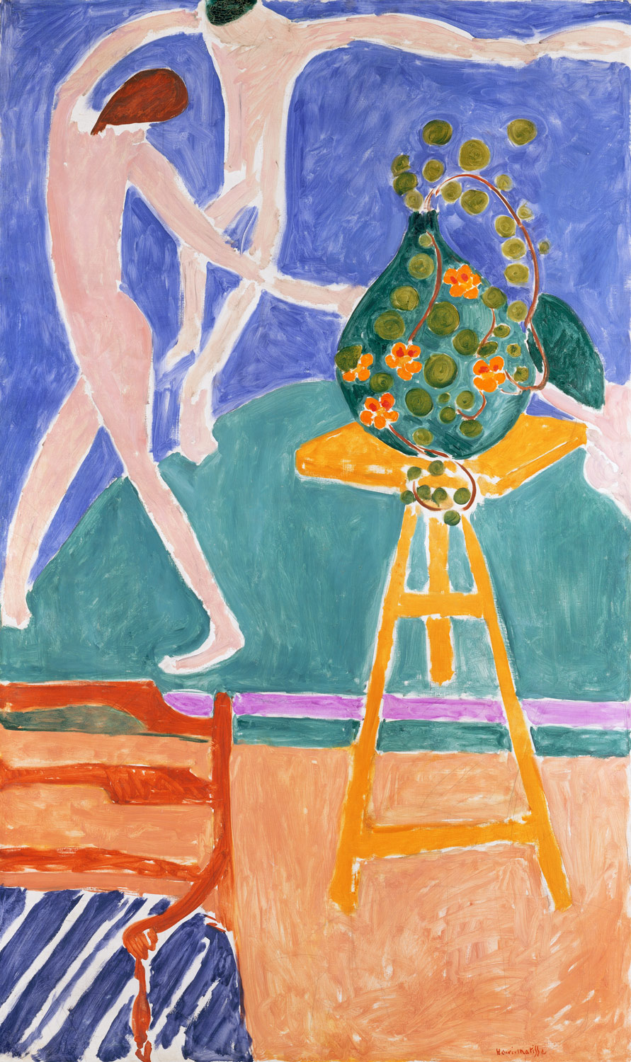 henri matisse essay heilbrunn timeline of art   nasturtiums the painting dance i