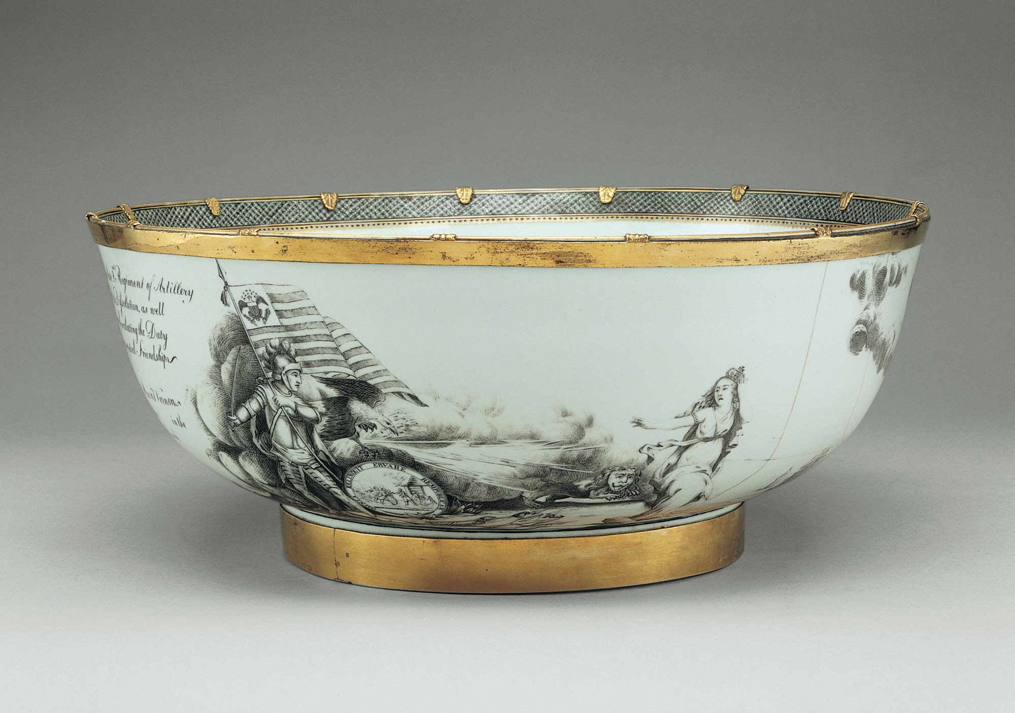 East And West Chinese Export Porcelain Essay