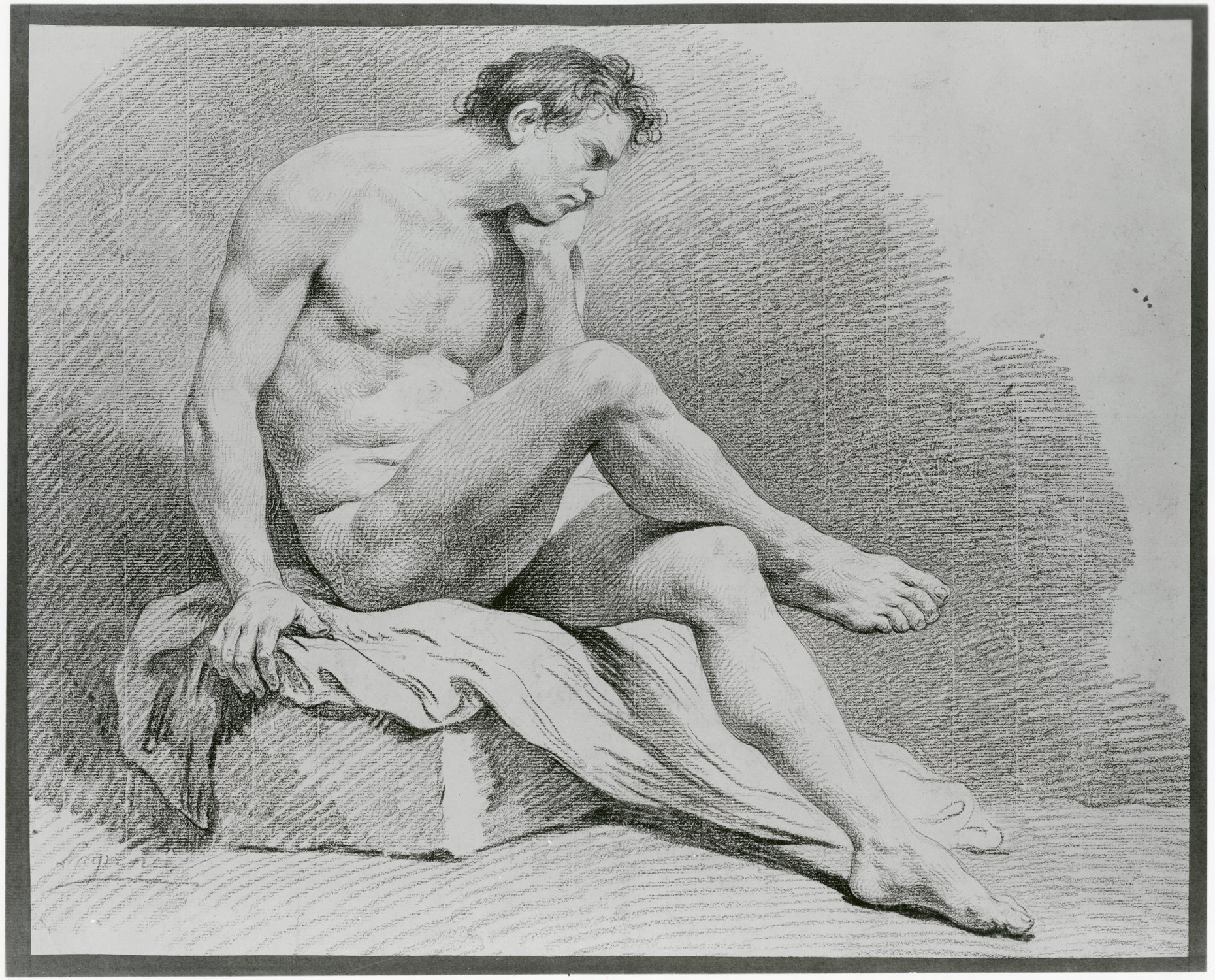 Male french men nude
