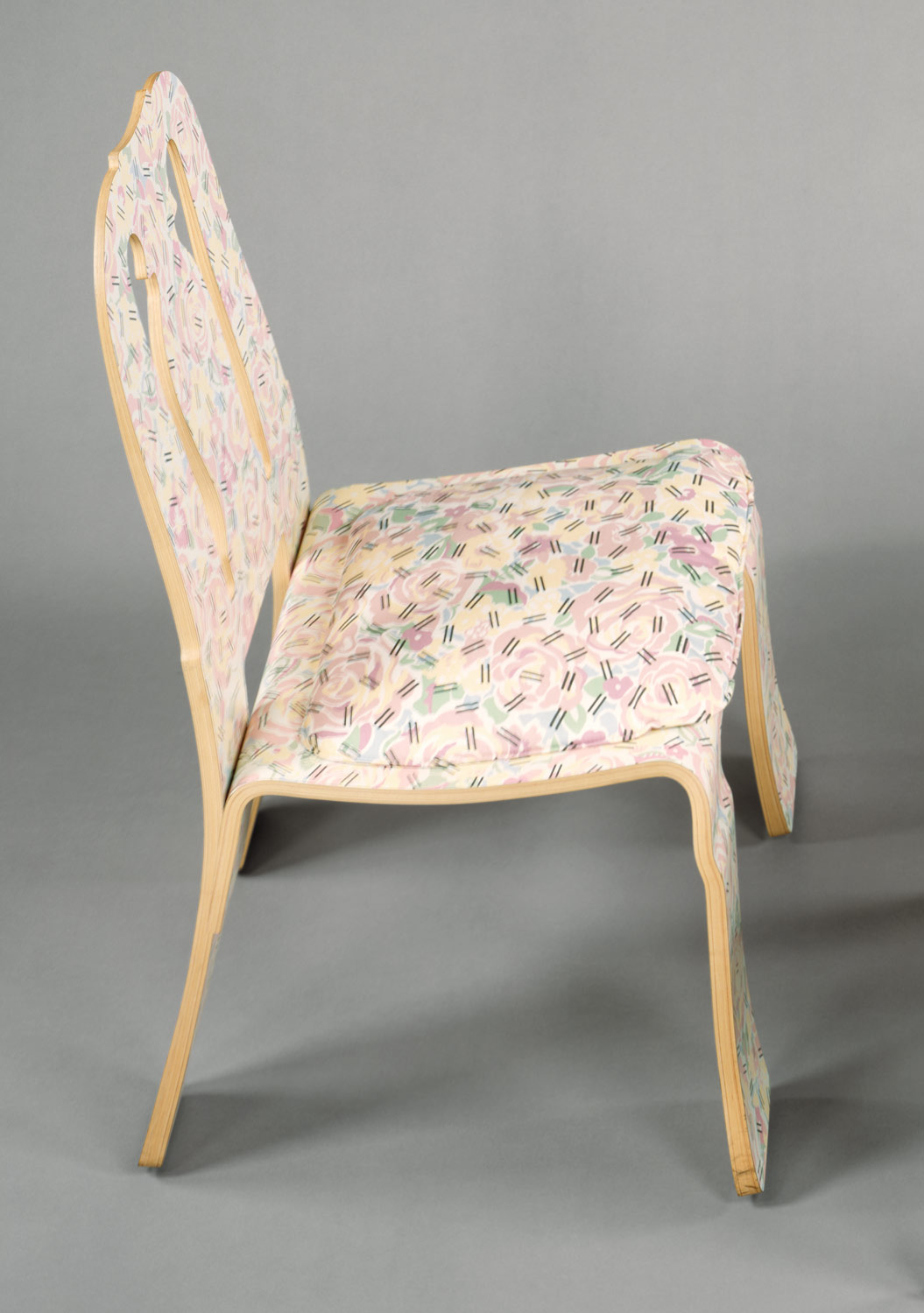 Queen anne chair history - 1985 113 1