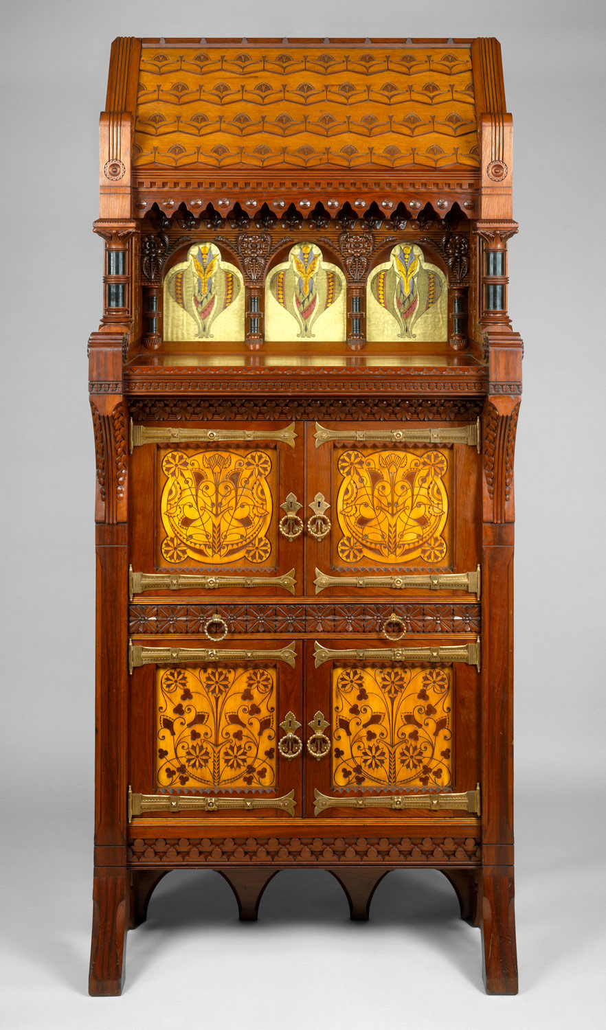 Cabinet | Attributed to Daniel Pabst | 1985.116 | Work of Art ...