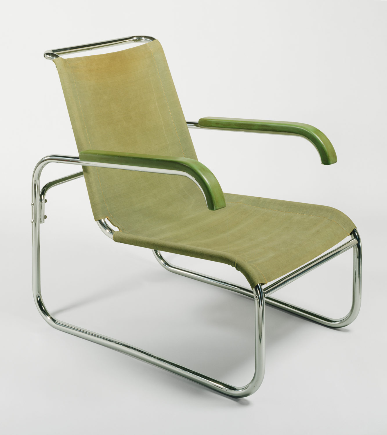 "B35"" Armchair Marcel Breuer 1985 127 Work of Art"