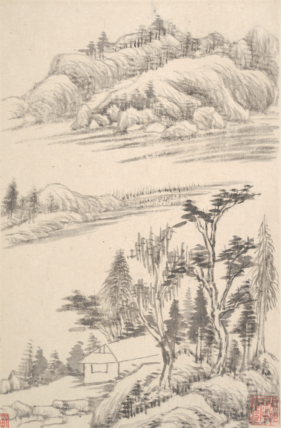 landscape painting in chinese art essay heilbrunn timeline of landscapes after old masters