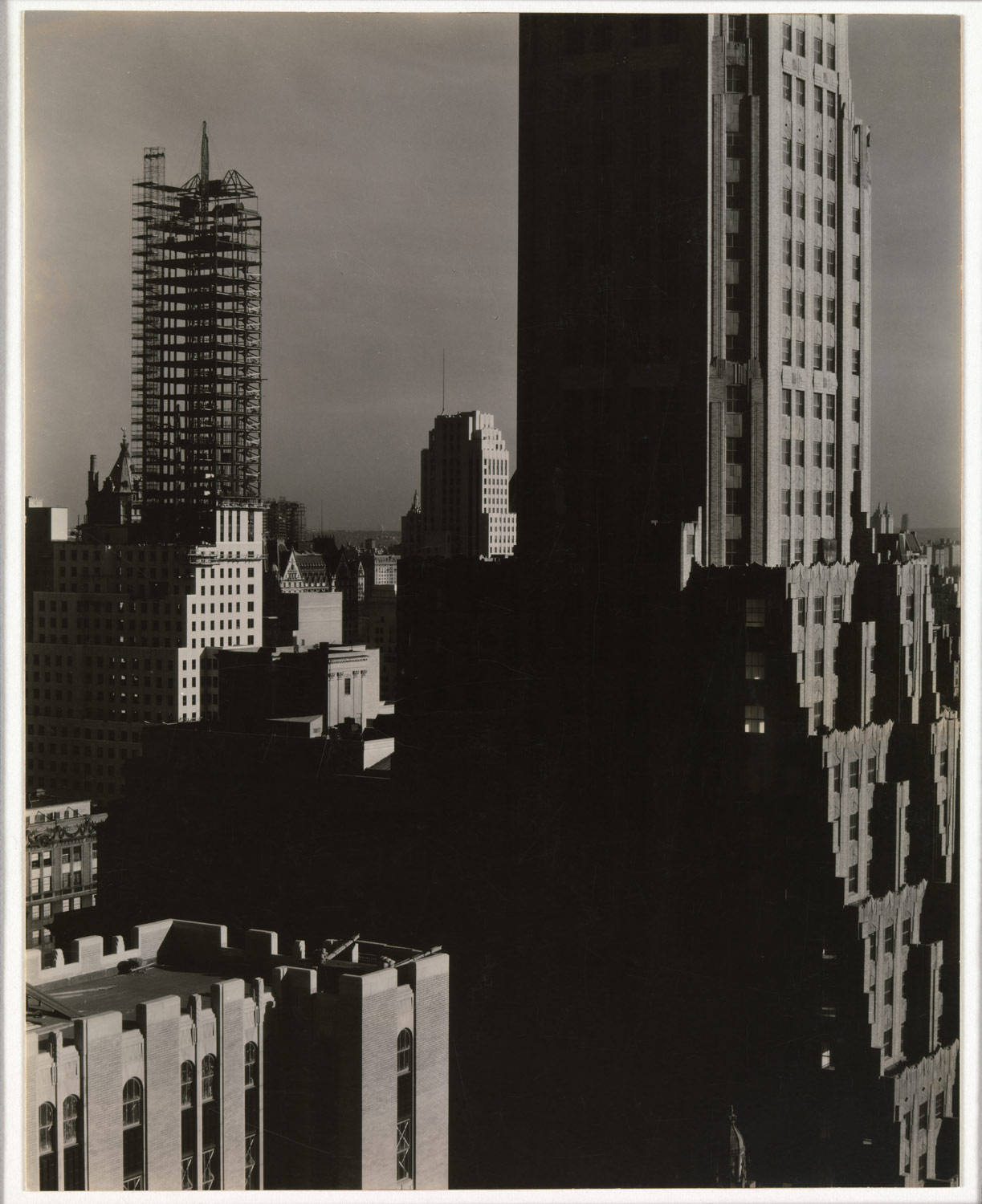 alfred stieglitz and american photography essay from my window at the shelton