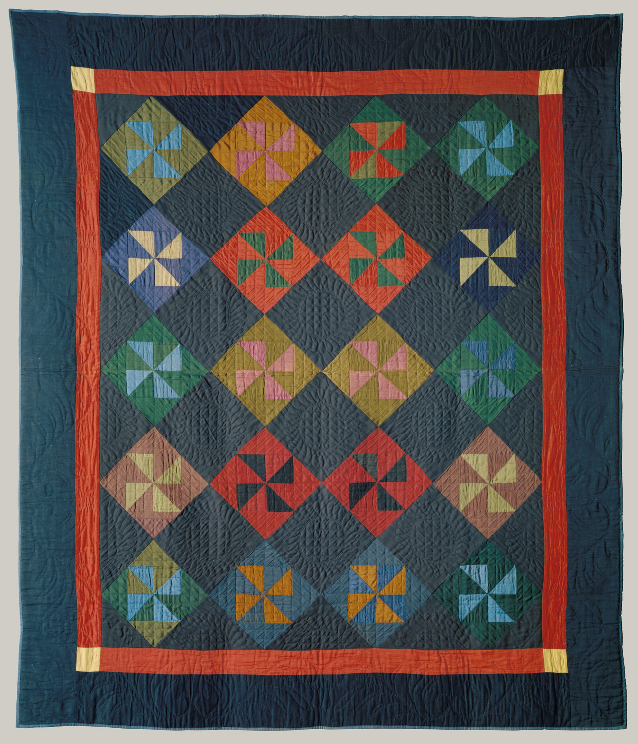 The Materials and Techniques of American Quilts and Coverlets