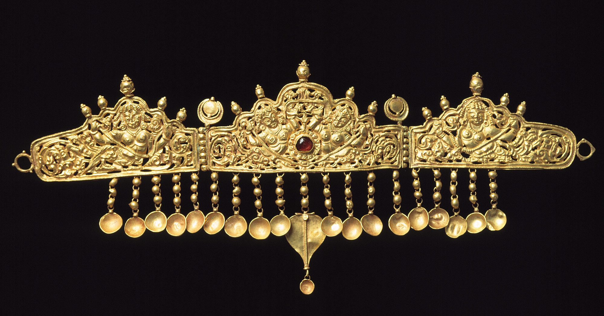 Diadem with Kinnaris