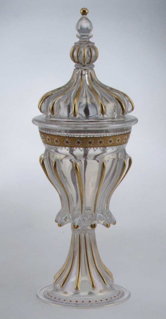 Goblet with cover