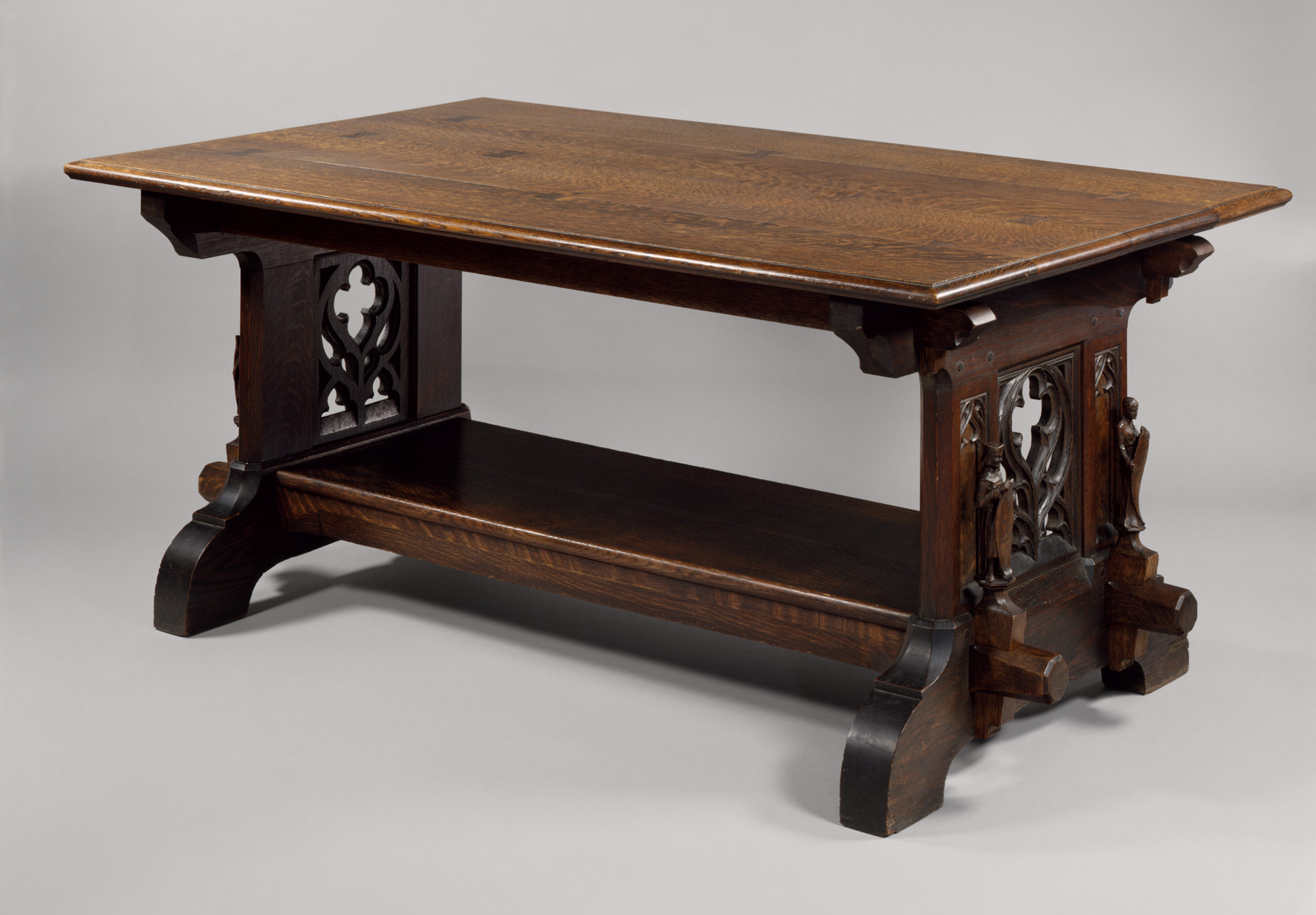 the arts and crafts movement in america essay heilbrunn   library table
