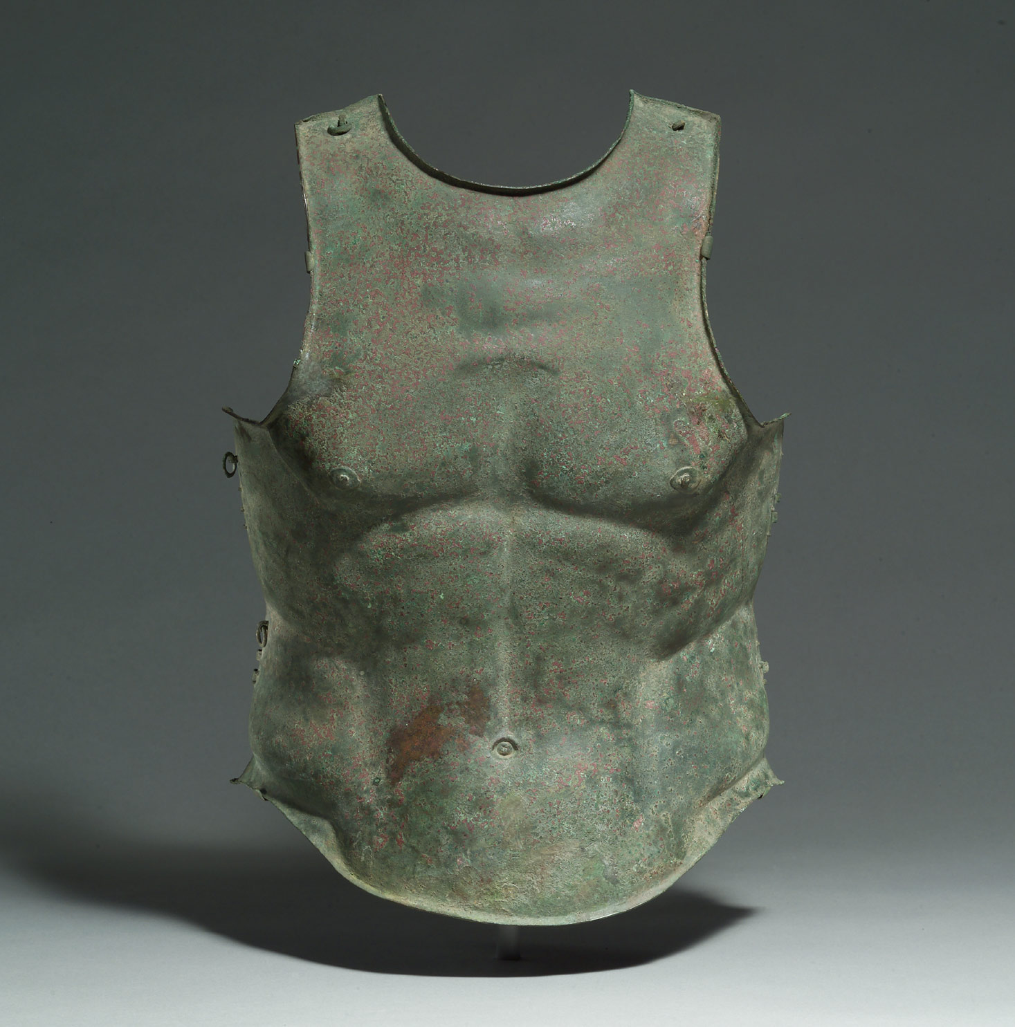 Bronze cuirass (body armor)