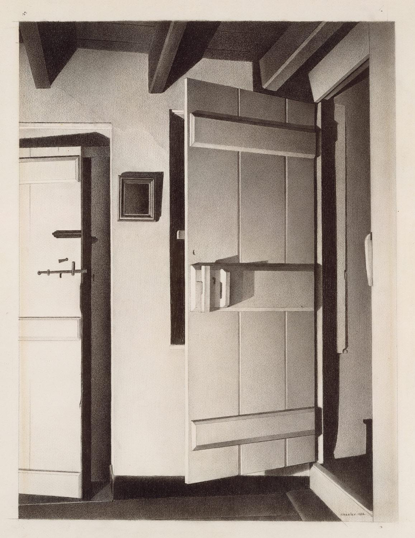 ... The Open Door ... & Charles Sheeler (1883u20131965) | Essay | Heilbrunn Timeline of Art ... pezcame.com