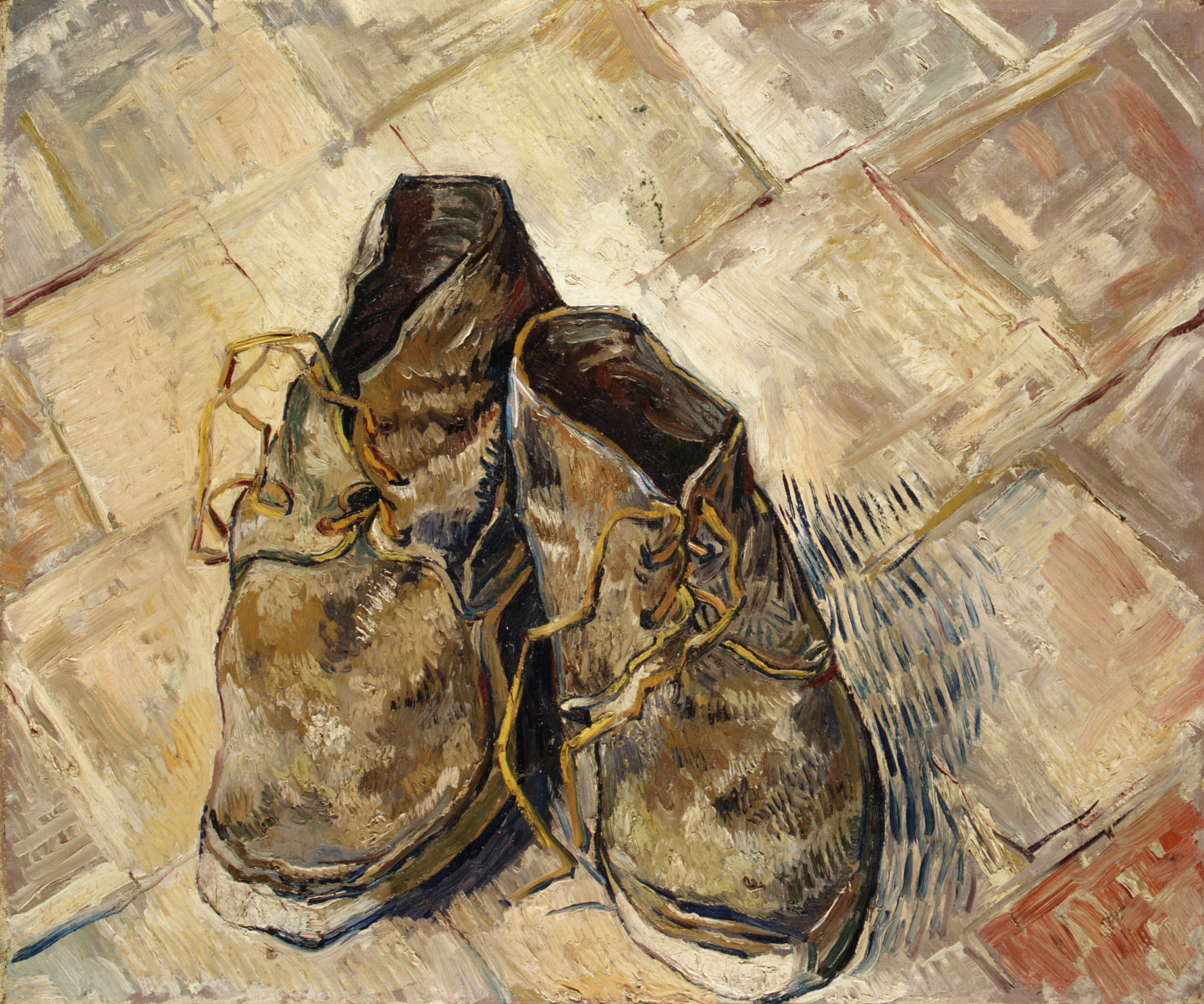 Shoes  Vincent Van Gogh    Work Of Art  Heilbrunn  Captions Shoes  Buy Presentation also Yellow Wallpaper Essay  Topics For Essays In English