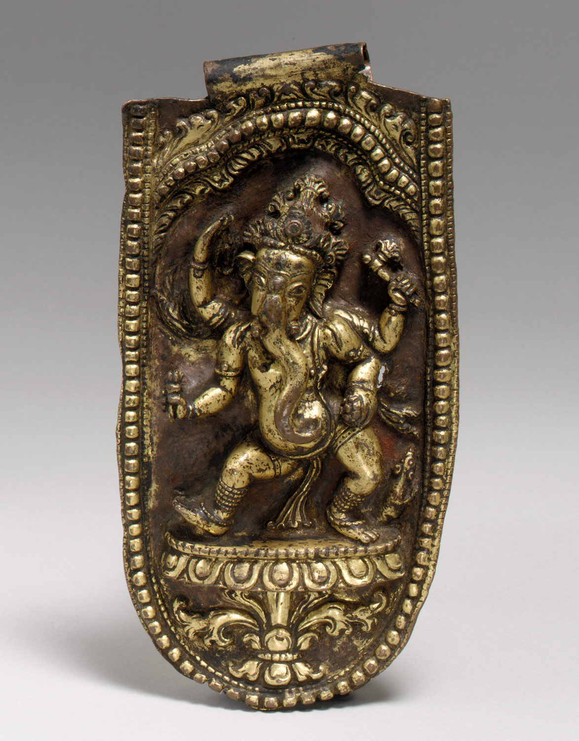 Four-Armed Ganesha Dancing