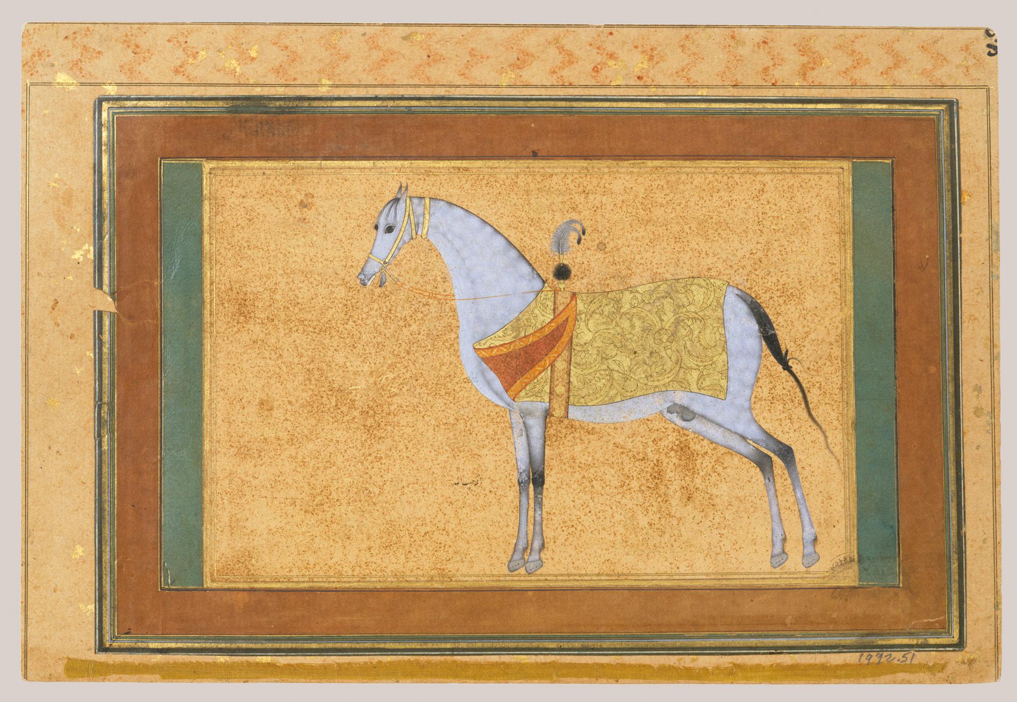 Ar art color quizlet -  A Stallion