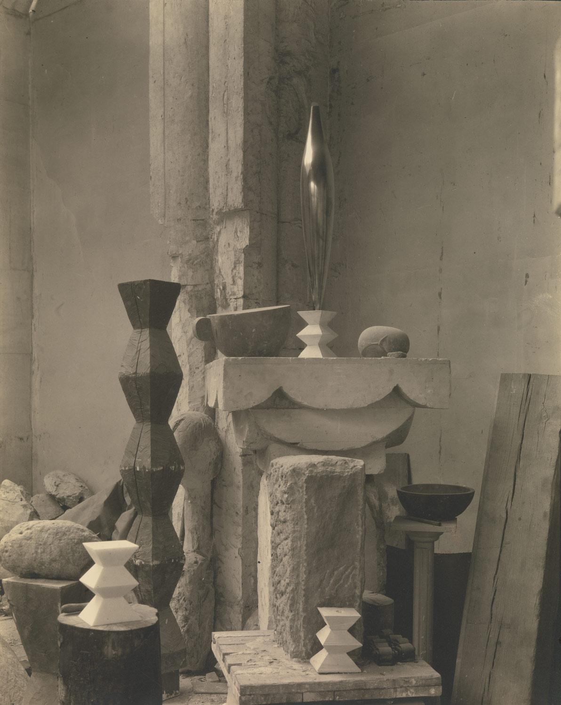 Brancusi Studio