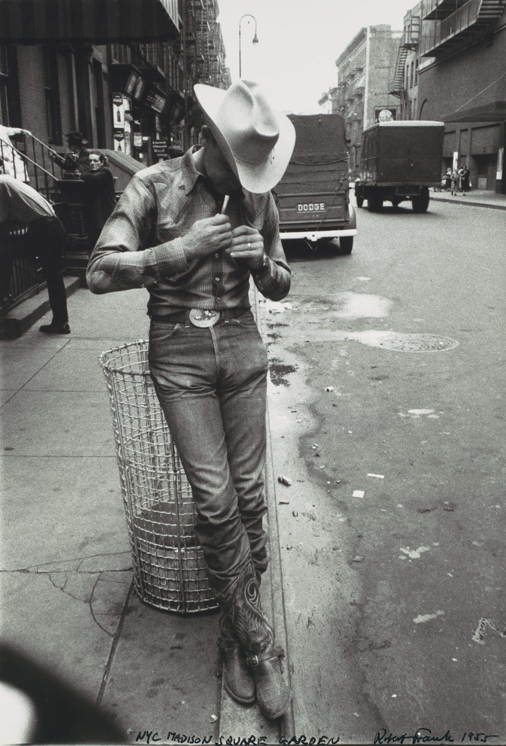 rodeo new york city robert frank 1992 5162 3 work of art rodeo new york city