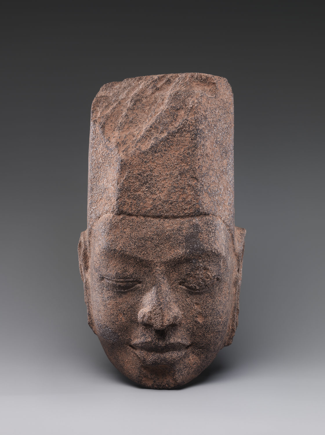 Head of Krishna(?)