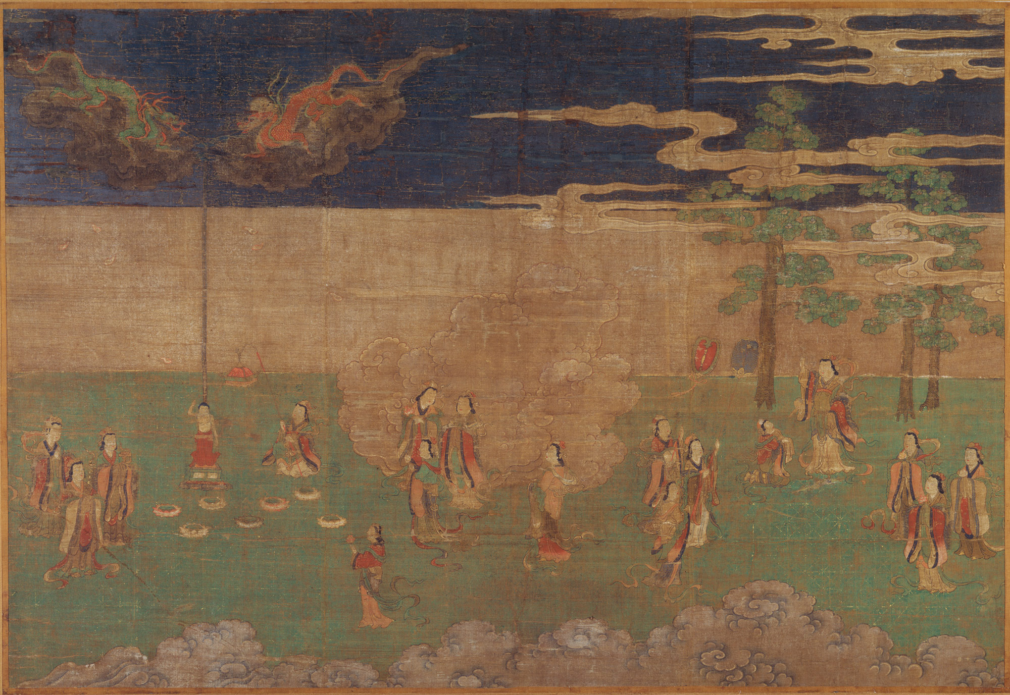 The Birth of the Buddha