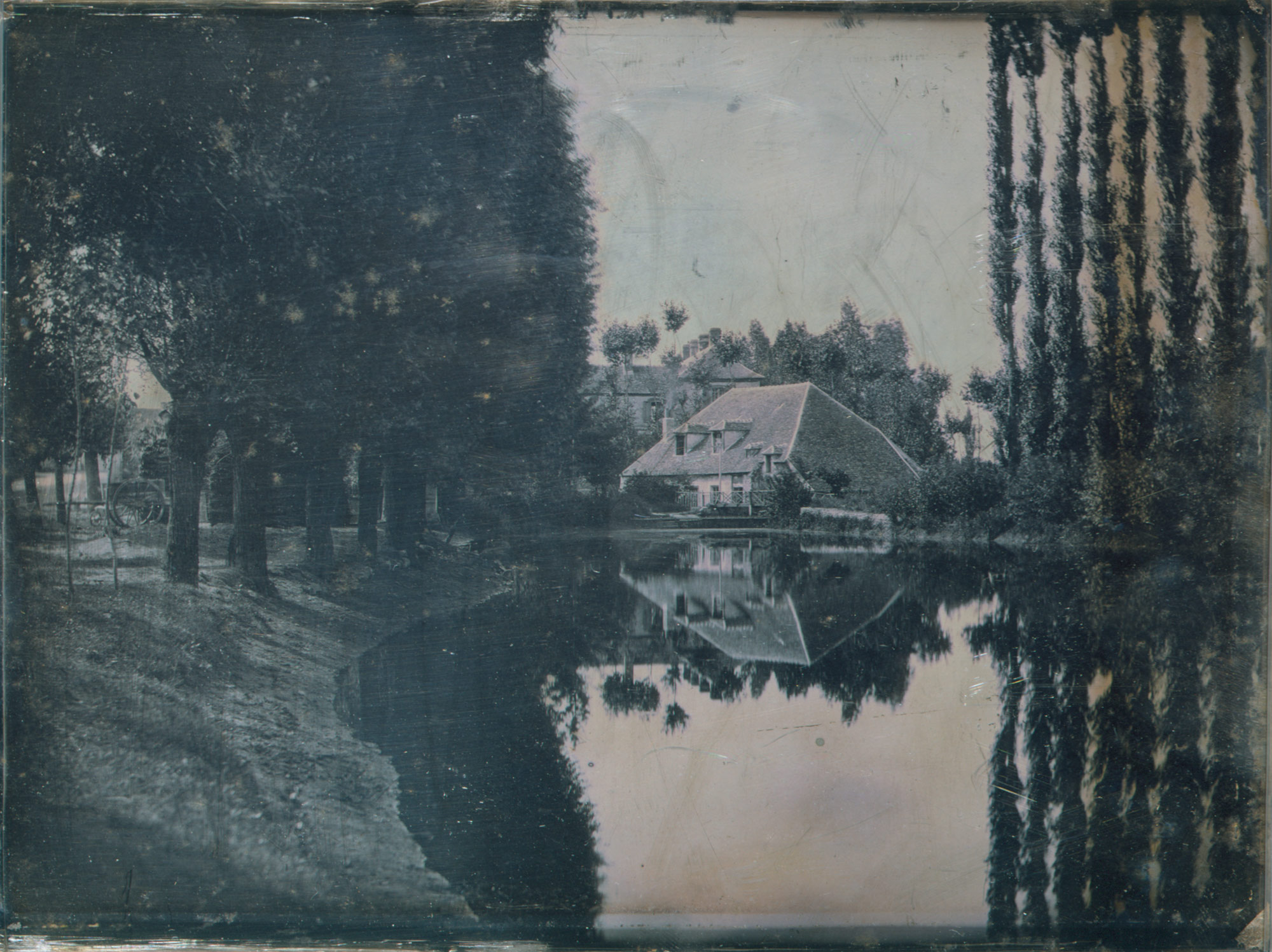 [Landscape with Cottage]