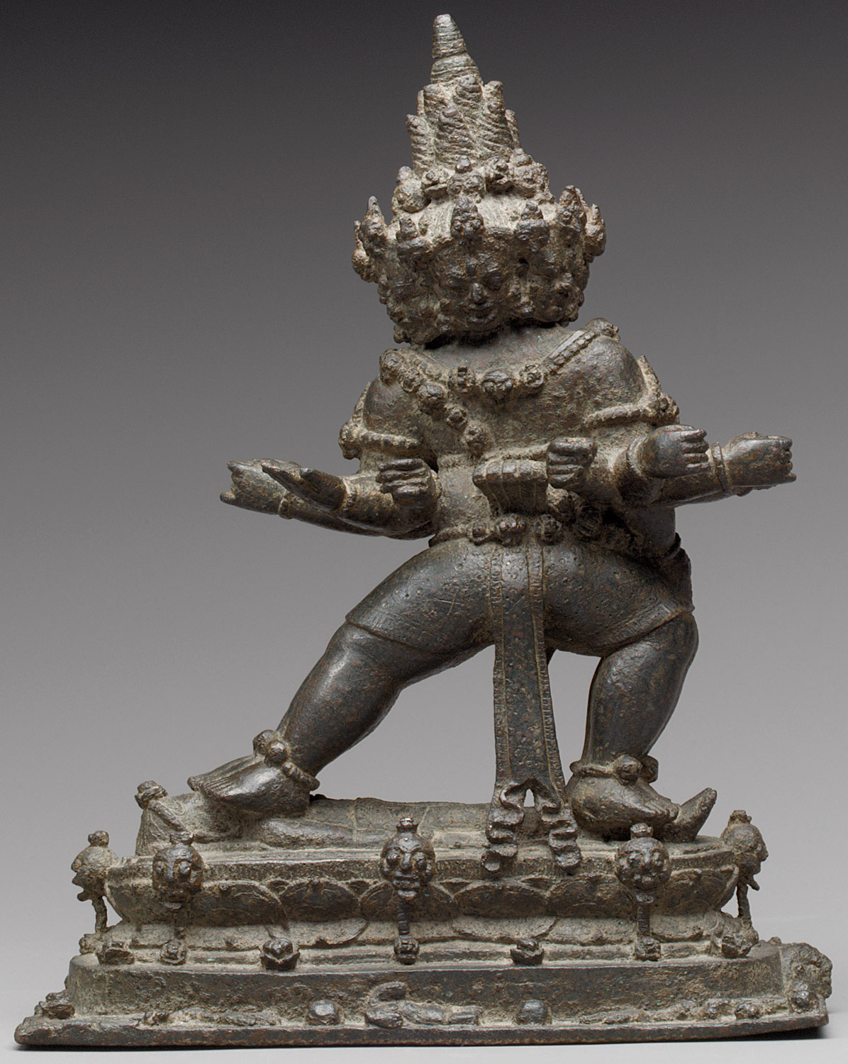 The Buddhist Guardian Mahabala
