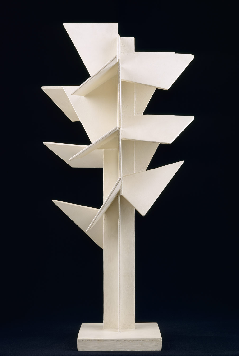 cubism keyword heilbrunn timeline of art history the maquette for arbre cubiste cubist tree