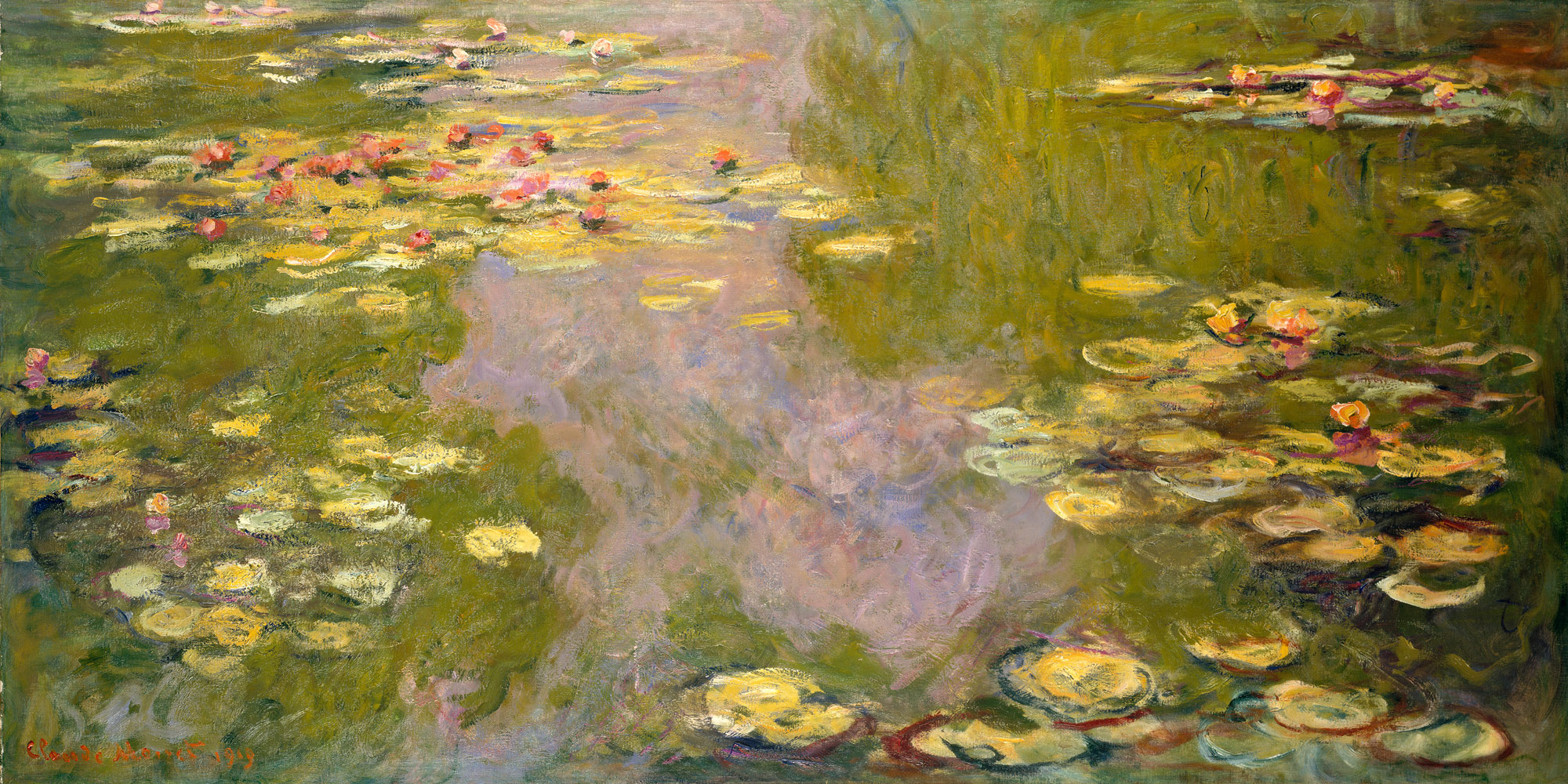Claude monet essay
