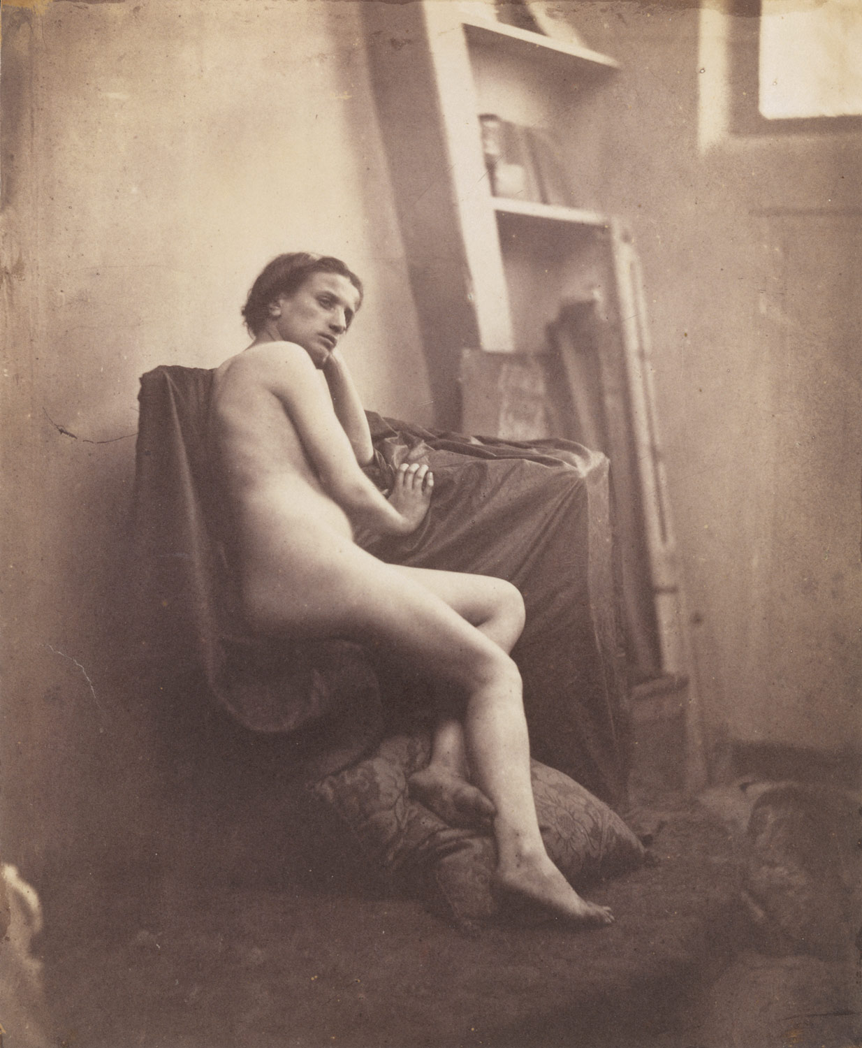 Amateur photographer nude studies