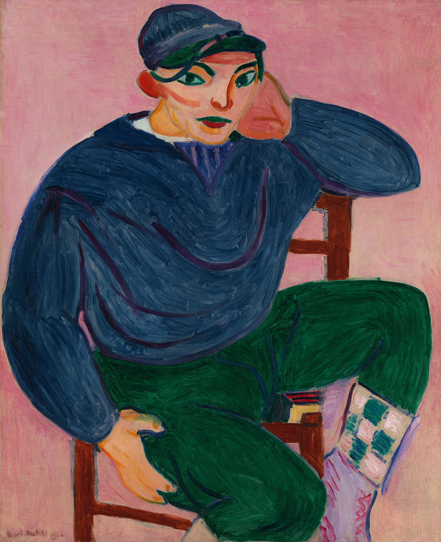Young Sailor II | Henri Matisse | 1999.363.41 | Work of Art ...