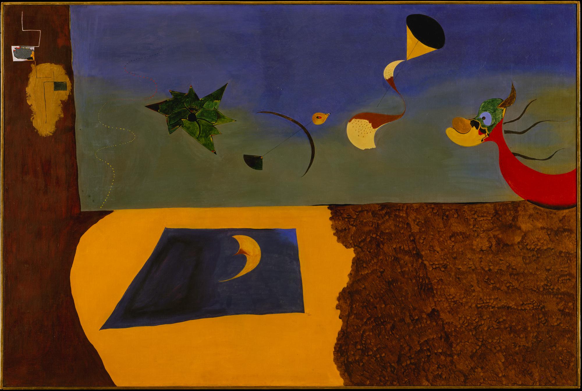 Joan Miro Paintings Metropolitan Museum Of Art