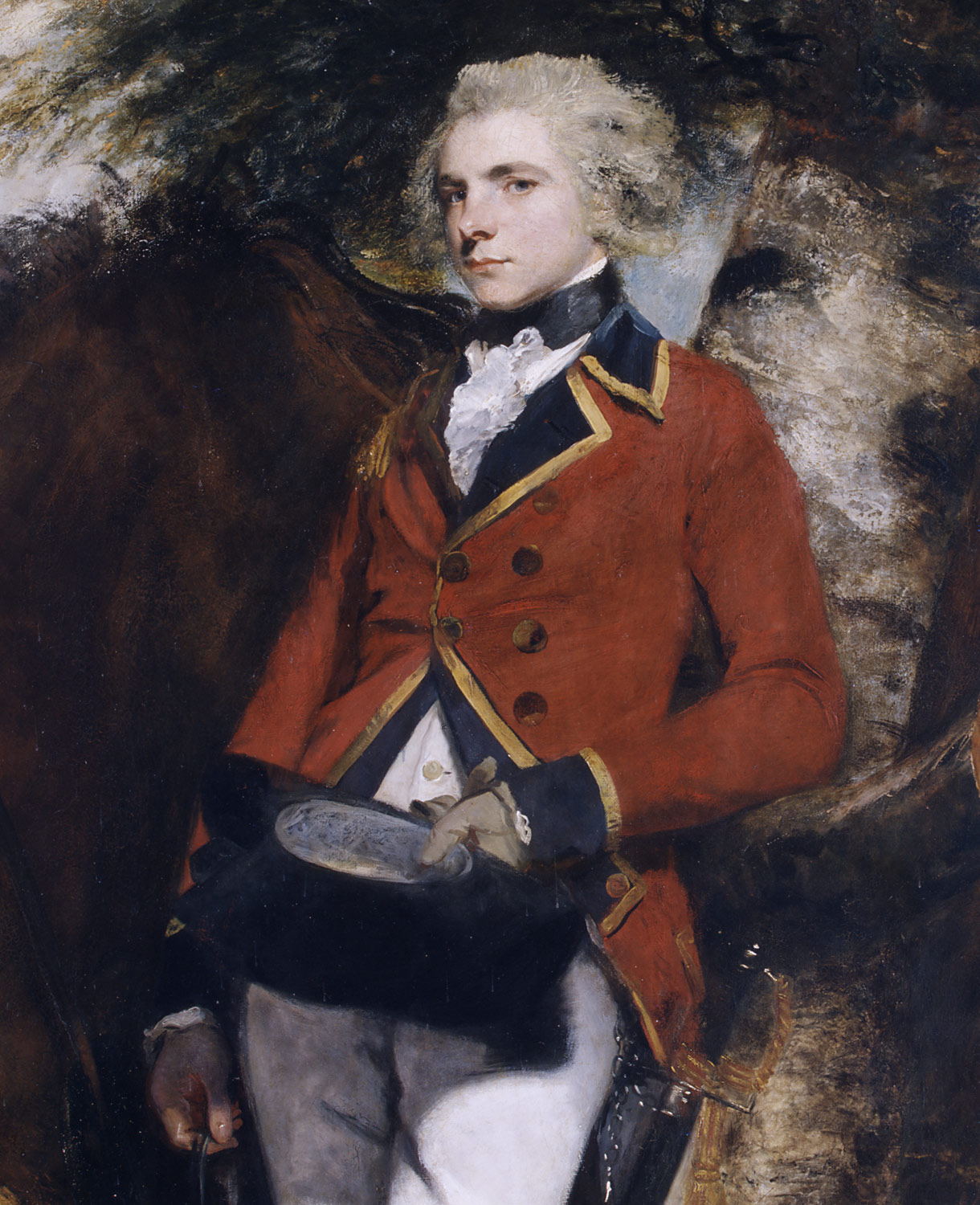 Captain George K. H. Coussmaker (1759–1801)