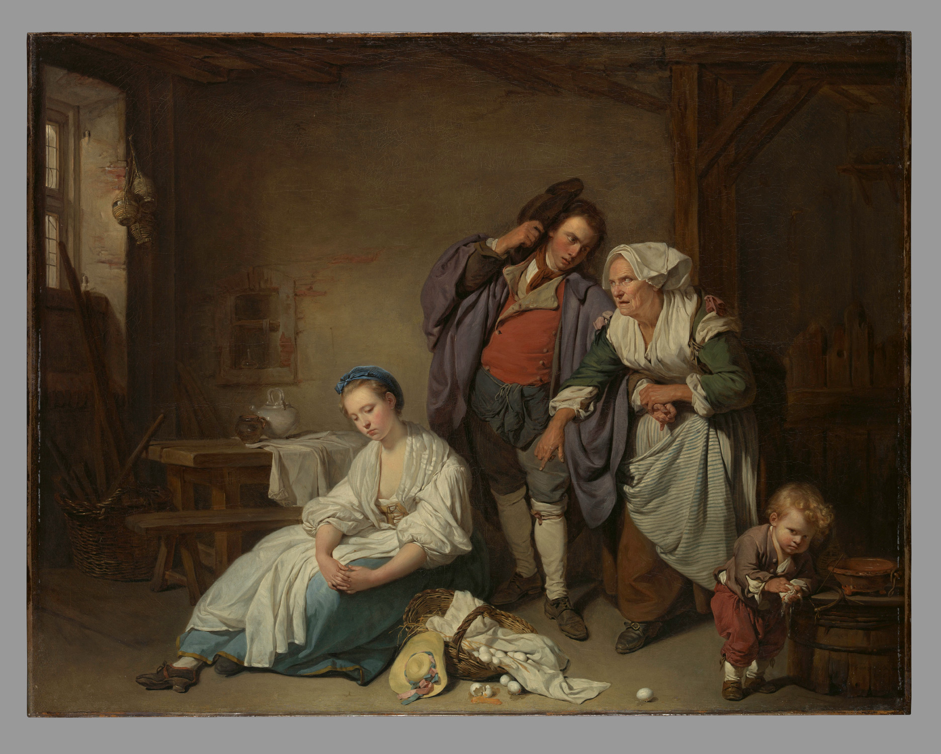 Genre Painting in Northern Europe | Essay | Heilbrunn Timeline of