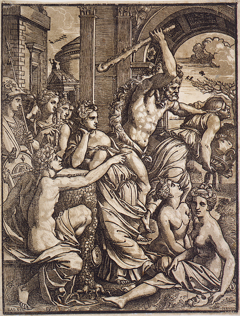 Captions Hercules Chasing Avarice From The Temple Of The Muses