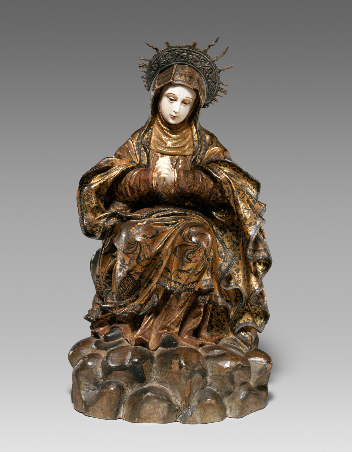 Mater Dolorosa (Mourning Virgin)