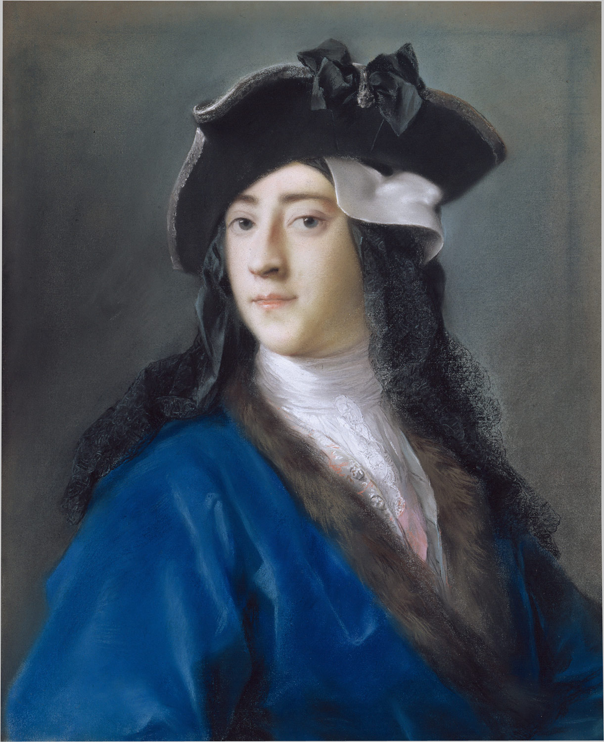 Gustavus Hamilton (1710-1746), Second Viscount Boyne, in Masquerade Costume
